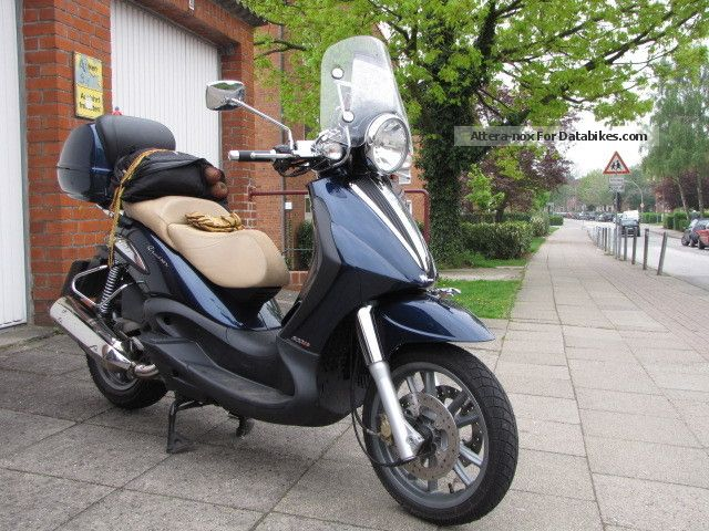 2010 Piaggio  Beverly 500 Cruiser Motorcycle Scooter photo
