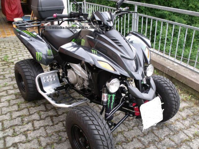 2011 Dinli  Quad Motorcycle Quad photo