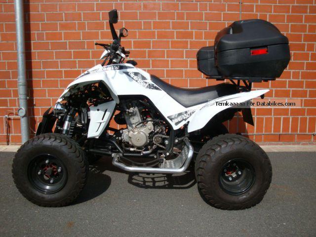 2011 Dinli  DL 904 Motorcycle Quad photo