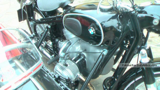 BMW  R 50 1957 Vintage, Classic and Old Bikes photo