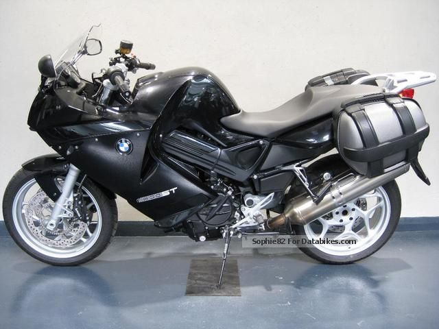 2012 BMW  F 800 ST Motorcycle Tourer photo