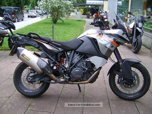 2013 KTM  1190 Adventure ABS EDS TPMS Akrapovic Motorcycle Enduro/Touring Enduro photo