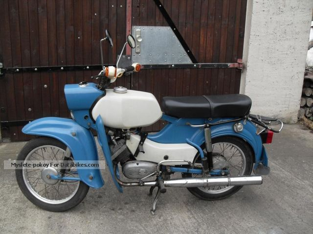 Simson  Sperber 1968 Vintage, Classic and Old Bikes photo