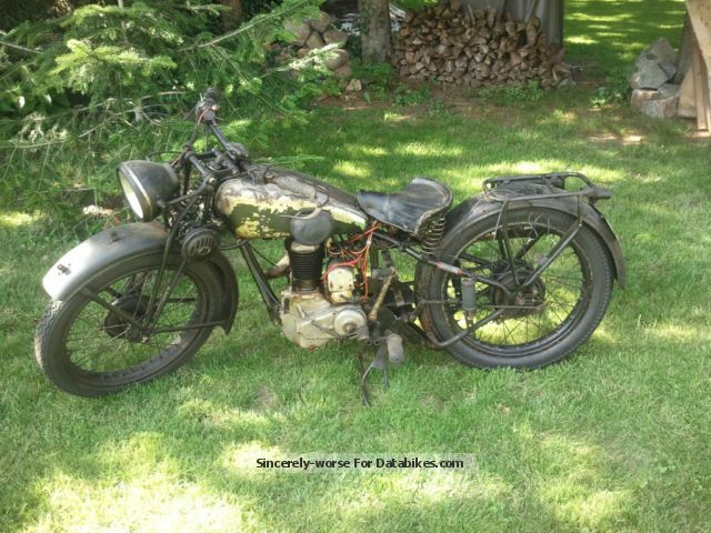 Other  Ardie 1936 Vintage, Classic and Old Bikes photo