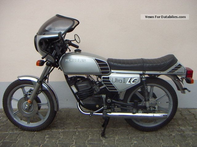 1978 Hercules  Ultra 50 Motorcycle Lightweight Motorcycle/Motorbike photo