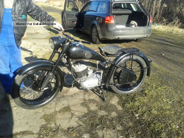 1936 Hercules  s 125 Motorcycle Motorcycle photo