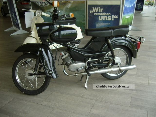 Simson  SR 4-2/1 1975 Vintage, Classic and Old Bikes photo