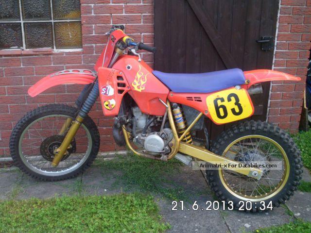 1985 Maico  MC 250 Motorcycle Rally/Cross photo