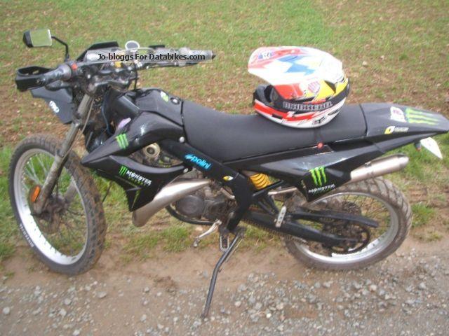 2004 Derbi  Senda Motorcycle Motor-assisted Bicycle/Small Moped photo