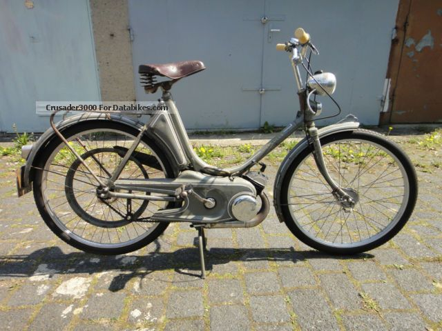 1953 hercules 213 for Little motors for bicycles