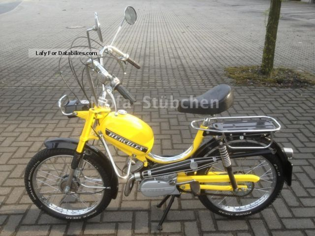 Hercules  HR1 Hobby Rider / NEW CONDITION / Vintage cars 1973 Vintage, Classic and Old Bikes photo