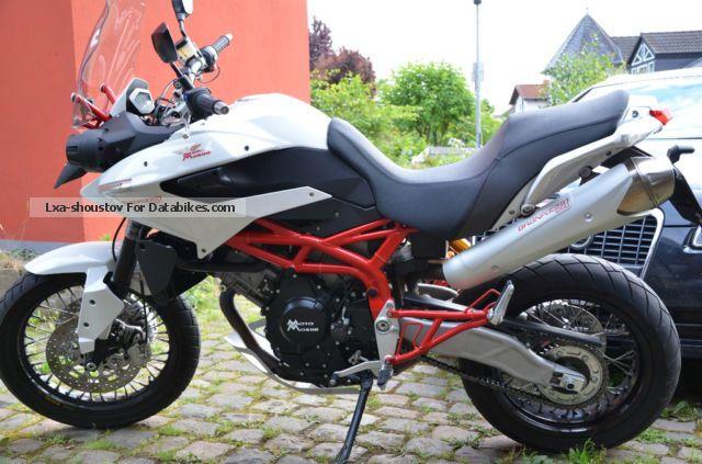 2011 Moto Morini  Granpasso 1200 Motorcycle Super Moto photo