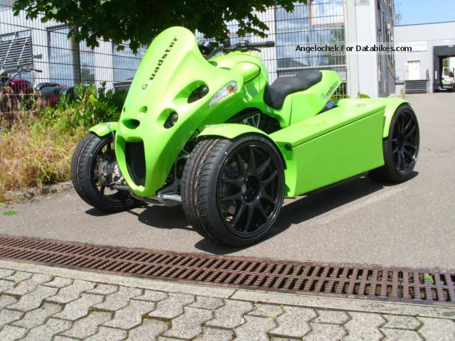 2012 GG Motorradtechnik  GG Quadster \ Motorcycle Quad photo
