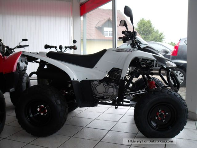 2012 Adly  Luxxon ATV 300 S / New vehicle Motorcycle Quad photo