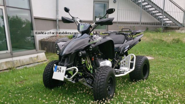 2013 TGB  Target 325 Quad Motorcycle Quad photo