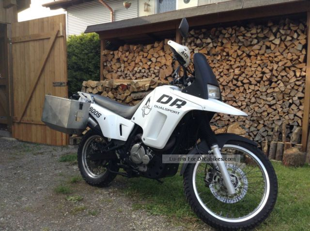 1993 Suzuki  800 S Big Motorcycle Enduro/Touring Enduro photo