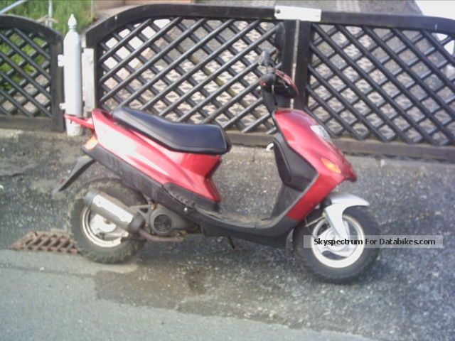 2003 Peugeot  REX 50-4 PS Motorcycle Scooter photo