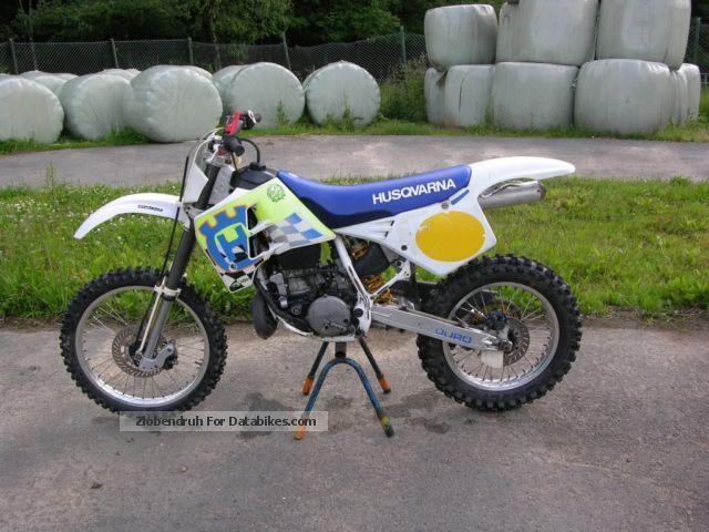 1992 Husqvarna Wr 250
