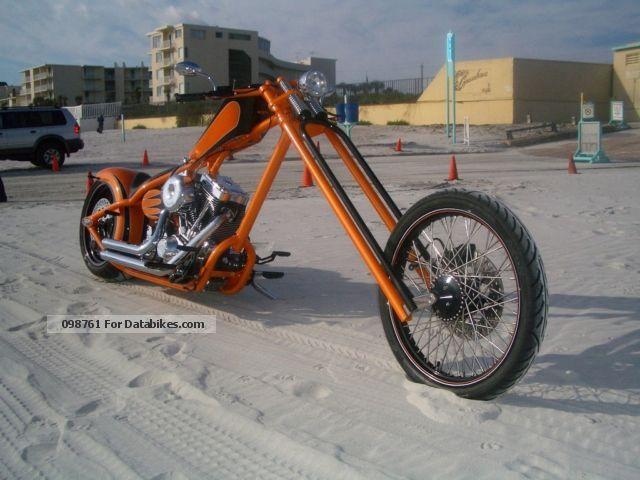 2007 Harley Davidson Harley Davidson Redneck Engineering
