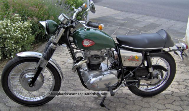 BSA  A65 Lightning 1968 Vintage, Classic and Old Bikes photo