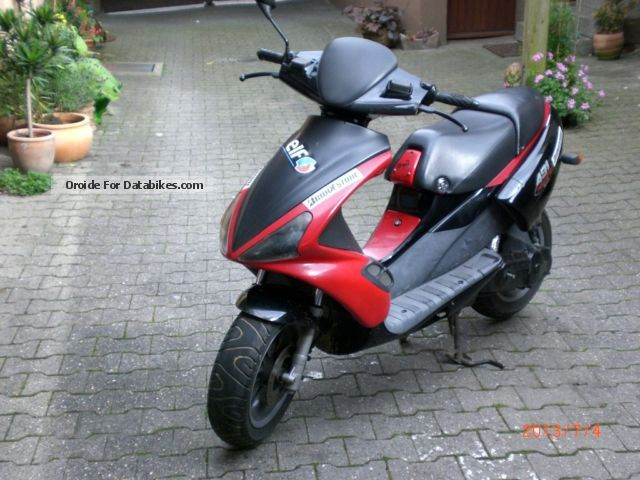 1995 Benelli  491 Racing Motorcycle Scooter photo