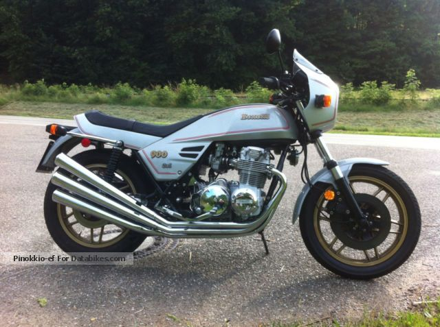 1983 Benelli  Be 900 Motorcycle Motorcycle photo