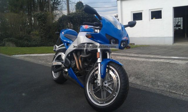 2012 Buell  XB9R Firebolt Motorcycle Motorcycle photo