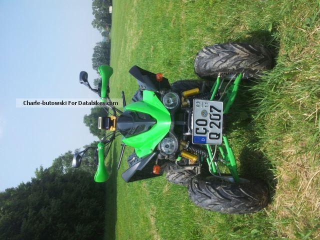 2010 Bashan  quad Motorcycle Quad photo