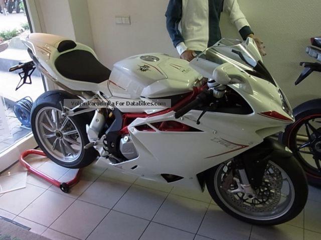 2013 MV Agusta  F4 Vorführer-/Ausstellungsst. ca.550Km 2013! Motorcycle Sports/Super Sports Bike photo