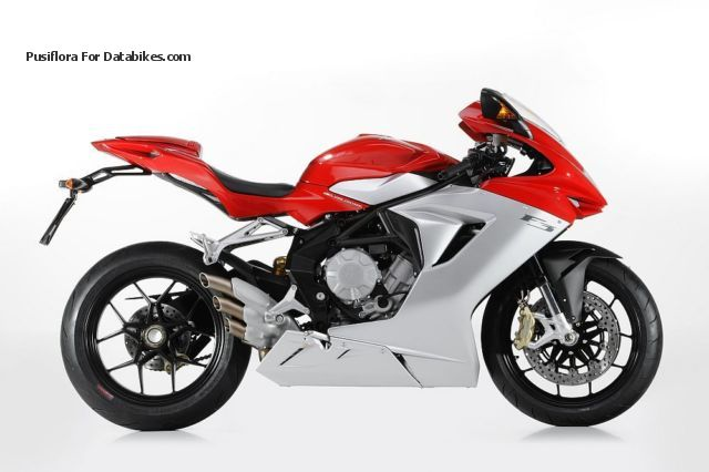 MV Agusta  EAS 675 F3 - Presenter! 2013 Sports/Super Sports Bike photo