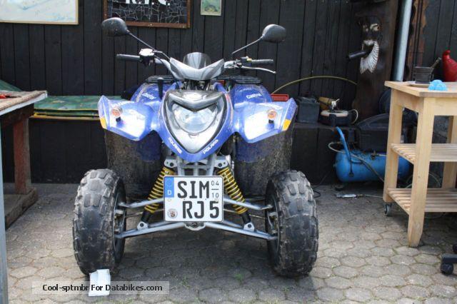 2005 Polaris  quad Motorcycle Quad photo