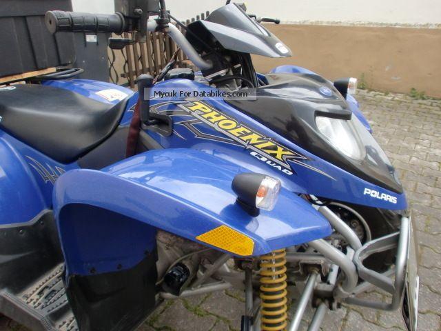 2006 Polaris Phoenix 200