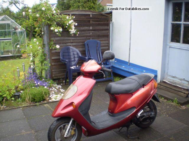 1995 Malaguti  f10 Motorcycle Scooter photo