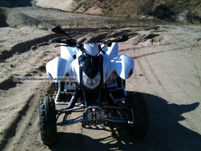 Burelli  SP300-S with a few km and new inspection 2007 Quad photo