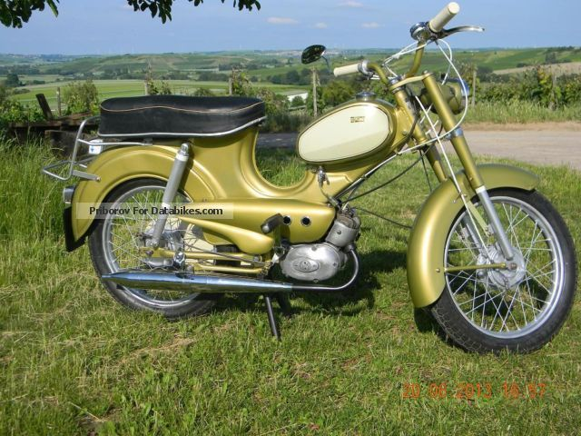 DKW  114 1968 Vintage, Classic and Old Bikes photo