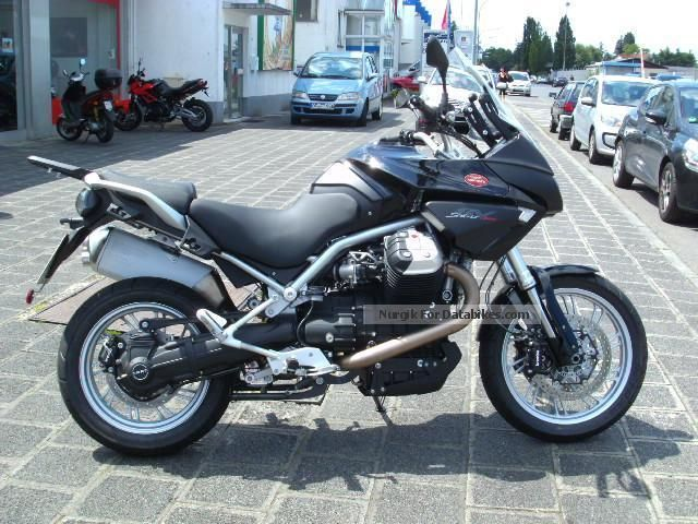 2013 Moto Guzzi  Stelvio 1200 8V ABS Motorcycle Tourer photo