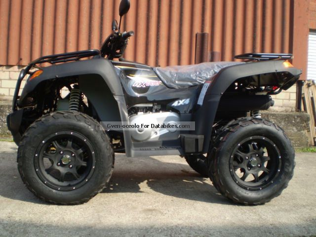 2012 Aeon  AX 600 LoF Motorcycle Quad photo