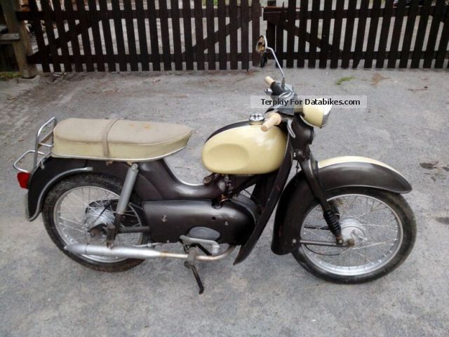Kreidler  Foil K54/O-M 1962 Vintage, Classic and Old Bikes photo