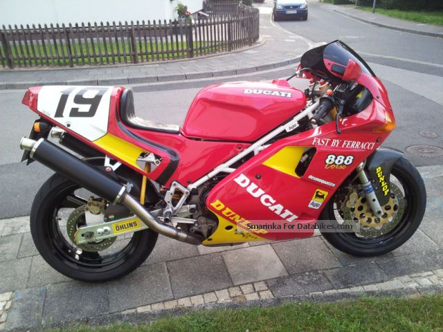 Ducati  888 SP 4 1992 Sports/Super Sports Bike photo
