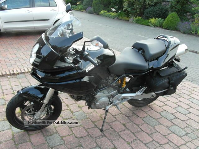 2005 Ducati  Multistrada MTS 620 Motorcycle Sport Touring Motorcycles photo
