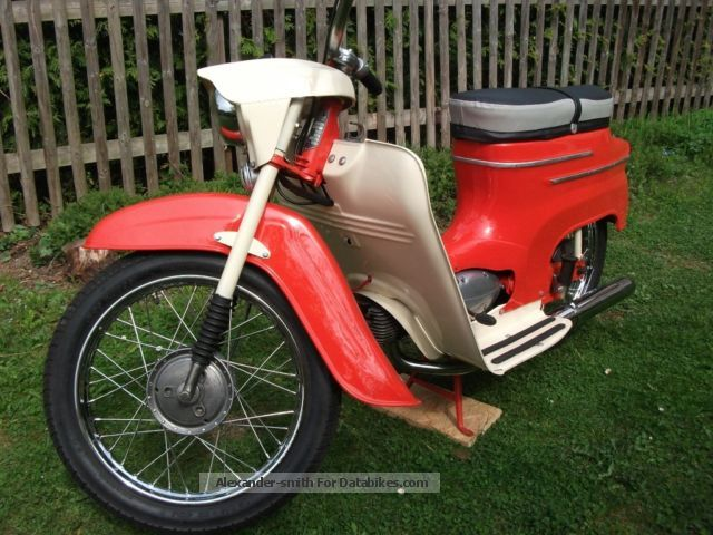 Jawa  50 Type 20 1967 Vintage, Classic and Old Bikes photo