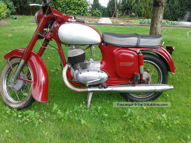 Jawa  450/05 no 353 354 356 1963 Vintage, Classic and Old Bikes photo