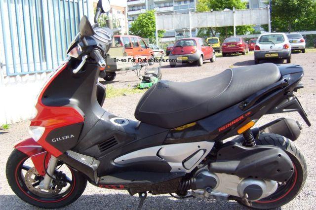 2008 Gilera  m46 Motorcycle Motorcycle photo