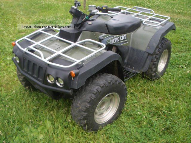 2004 Arctic Cat  ATV 300 4x4 Motorcycle Quad photo