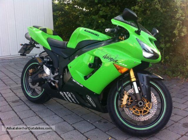 2006 Kawasaki  ninja Motorcycle Motorcycle photo