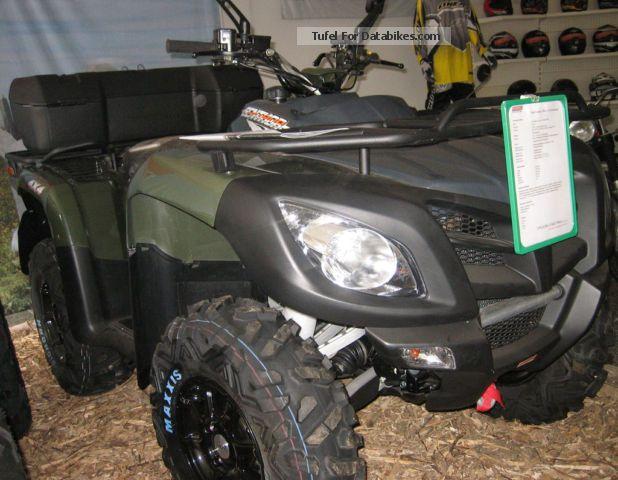 2013 Dinli  Quad / ATV Centhor 700 4x4 LOF Motorcycle Quad photo