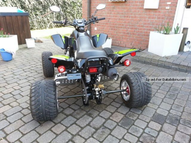 2012 Dinli  \ Motorcycle Quad photo