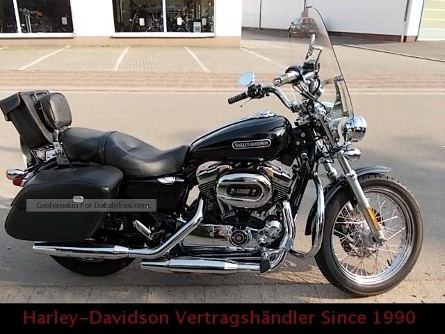 2006 Harley Davidson  Harley-Davidson Super Low XL1200L Motorcycle Chopper/Cruiser photo