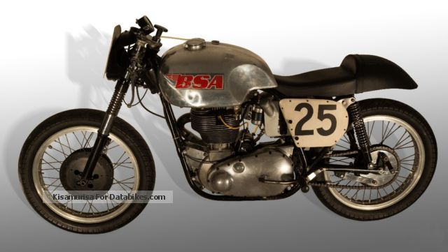 BSA  Goldstar Clubman 500 DBD34 1956 Vintage, Classic and Old Bikes photo