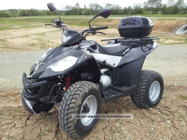 2008 E-Ton  Vector Motorcycle Quad photo